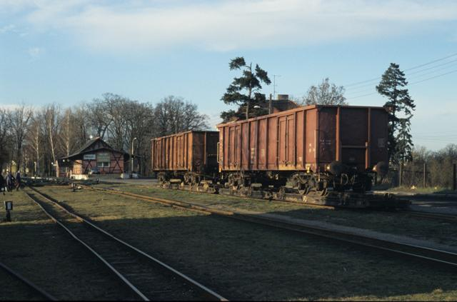 Transporter Wagons, Smigiel, March 2008
